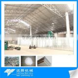 3 million sqm production capacity gypsum board production line