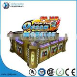 2016 newest ocean king 2 operated battery fishing arcade games/ocean monster plus