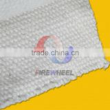 Ceramic fiber cloth as safety blankets inselating shield
