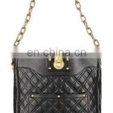 Ladies Leather Hand Bag Art No: 1380