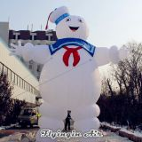 7m Height Inflatable Snowman for Outdoor Christmas Decoration