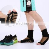 China factory manufacture socks men sports with open toe#SP-01