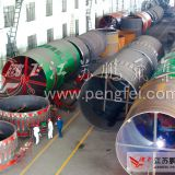 Rotary Kiln Calciner & Ball Mill for 1500-10000 Tpd Cement Production Line