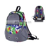 new customized waterproof dog backpack from china manufacturer online