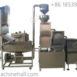 Commerical sunflower seeds butter production line fully automatic for sale supplier China