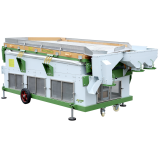 Hemp seed cleaning machine