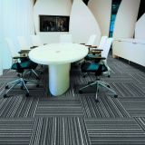 Guangdong Factory Color Striped Carpet Tiles