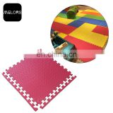 Melors Gymnastic Floor Mat Equipment Taekwondo EVA Martial Art Style Jiu-jitsu mats Wholesale