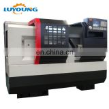 CK6130 hot sell High speed precision low priced cnc small lathe for metal