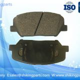 D1413 front brake pad for Kia.semi metallic material,quality car disc brake pads.