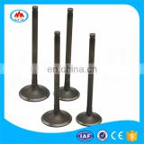 Motorcycles locomotive parts engine valve for Baodiao BD125T-4A-BK BD150T-15-N BD100-11A-II