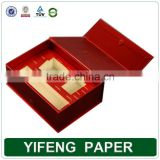Custom Fancy Perfume Box Packaging, Paper Cosmetic Packaging Box, Human Hair Extension Box Packaging
