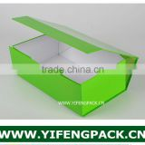custom folding gift paper box with magnet
