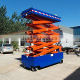 Multifunctional small equipment scissor lift with great price