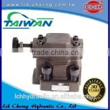 Oil Solenoid Check Low Relief Valve Valve Pressure Switch Hydraulic Valve