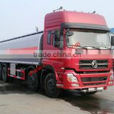 Hot Sales Dongfeng 8*4 Heavy Fuel Tank Truck Oil Diesel Bowser Tanker Truck Call 0086 15897603919