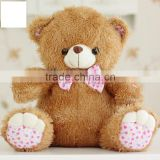 Mini Customized plush toy teddy bear voice recorder