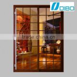 Airport Double Acting Pulldown Polycarbonate Crystal Roller Shutter Door