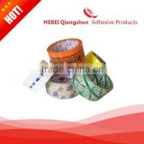 Printed logo adhesive tape producer