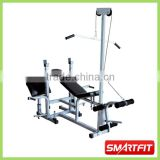 new designed novel Weight Lifting Bench free weight lat bar sit up bench with barbell rack