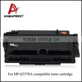 Best toner cartridge from Alibaba Q7570A compatible Toner Cartridge for hp printers bulk buy from china
