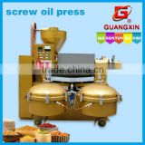 Factory price oil press machine presses expeler with oil filter