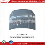 Inquiry about Suyang Wholesale Gonow Troy Pickup Auto Parts