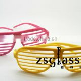 Cheap promotional shutter shades sunglasses/plastic frame sunglasses fashion sunglasses
