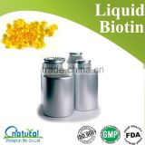 High Quality Capsule Used Liquid Biotin