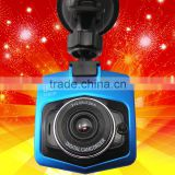 China factory supply Auto parts car DVR 1080P H.264/MOV digital camera built-in Chipset NT96650