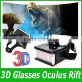 Wholesale oculus rift 3d colorcross 3D Video Glasses Universal Google Virtual Reality for 8.5cm~15.5cm Smartphones
