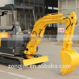 China mini excavator for sale, rc rock crawler, excavator quick coupler 2.2Ton