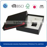 Luxury High End Cardboard Rigid Quality EVA Foam Insert Pen Packaging Box                                                                         Quality Choice