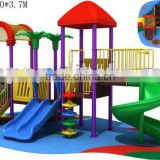 used outdoor gymnastic sports equipment,plastic playground slide LE.JD.047                                                                         Quality Choice