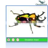 Amusement Park Equipment Beetles Insects Model