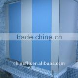 Public Bathroom Used Durable Hpl Compact Board Toilet Partitional Panel