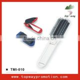 supply all kinds of hair brush with mirror set