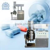 Chemical Pharmaceutical Products Cream Ointment Mixing Equipment Vacuum Homognizing Machine