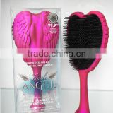 Angel hair brush/detangling hair comb/anti-static comb