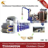 Continuous Polyurethane Insulated Foam Production Line/Color plate with PU Foam/PU Insulation Foam Production Line