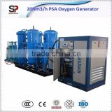 China PSA(Pressure Swing Adsorption) Oxygen Generation Machine For Hospital Use for Sale
