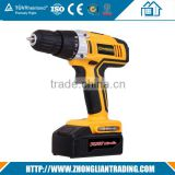swiss military brushless power craft 18V cordless drill