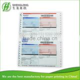 (PHOTO)FREE SAMPLE, Express Airway Bill Continuous NCR Paper Printing