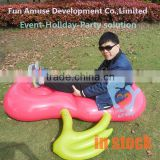 Water play equipment cherry fruit float inflatable donut in stock
