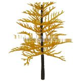 Realistic miniature handwork scale model tree architectural model material