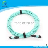 MPO-MPO OM3 Fiber Optic Patch-Cord for QSFP+ Transceiver