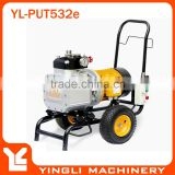 Diaphragm Pump Electric High Pressure Airless Plaster Putty Spraying Machine YL-PUT532E