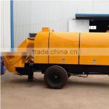 Factory Price!!Small Concrete Pump for sale china brand,used concrete pump truck,putzmeister concrete pumps and hose type