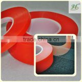 ISO9001 Shanghai 0.2mm Tesa Equivalent 160C Heat Resistant Clear acrylic coated polyester film