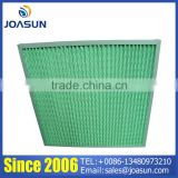 Aluminium alloy frame G4 Pleated panel Pre Air Filter